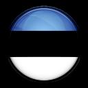 country, flag, estonia icon