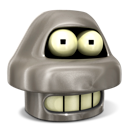 android, joey, robot icon