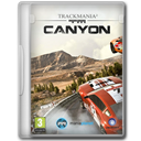 , Canyon, Trackmania icon