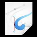 Mimetypes application x kontour icon