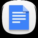 web google docs icon