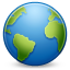 earth, browser, web, world icon