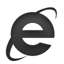 browser, ie icon