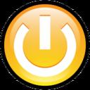 Button Log Off icon