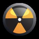 danger,biohazard,nuclear icon