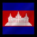 Cambodia flag icon