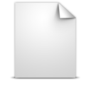 document,generic,file icon