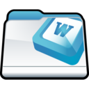 microsoft,word,folder icon
