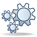 gear, cog icon