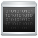 Binary, Programming icon