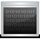 programming,binary icon