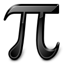 kcalc, preferences, pi, constants icon