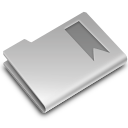 bookmark, library, folder, alternate, favorite icon