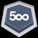 500 icon