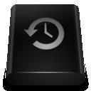 backup, drive icon