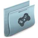 game, gaming, folder icon
