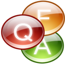 frequently asked questions, faq icon