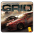 grid, driver, race icon