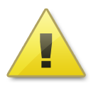wrong, warning, exclamation, alert, error icon