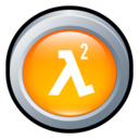 half,life,badge icon