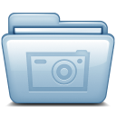 Blue Pictures icon