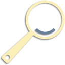 zoom, magnifier, find, search icon