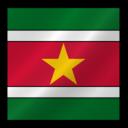 Surinam Flag icon