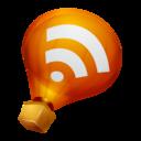 Ballon RSS Feed icon