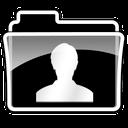 users, folder icon