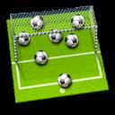 Goal, Soccer icon