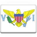 flag, virgin, islands icon