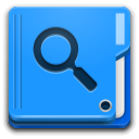 Folder, Saved, Search icon