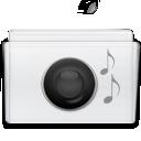 sound, folder icon