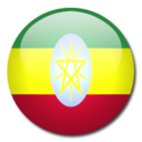 ethiopia,flag,country icon