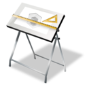 Board, Drawing icon