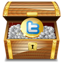 Treasure, Twitter icon