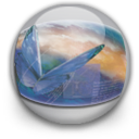 indesign, orb icon