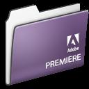 premiere, adobe, folder icon