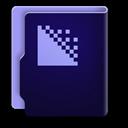 Encoder, Folder, Media icon