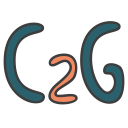 consumer to government, business model, c2g, consumer 2 government icon