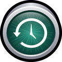 mac, restore, machine, time, back up icon