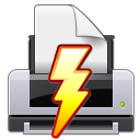 print, printer, installation, setup, gtk, install icon