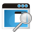 application search icon