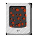 file, lava icon