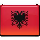albania,flag,shqiperia icon