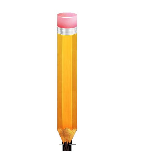 pencil, writing, pen, draw, edit, write, paint icon