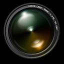 , 0., Aperture, Mm, Orange icon