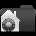 Folder, Vault icon