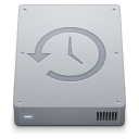 Device Time Machine Internal icon