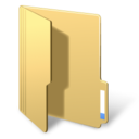 folderopened,yellow,folder icon